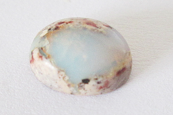 Mexican Cantera Opal 10x8mm Oval Cabochon 2.00cts