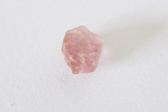 Pink Mogok Spinel Rough Solitaire 1.40ct