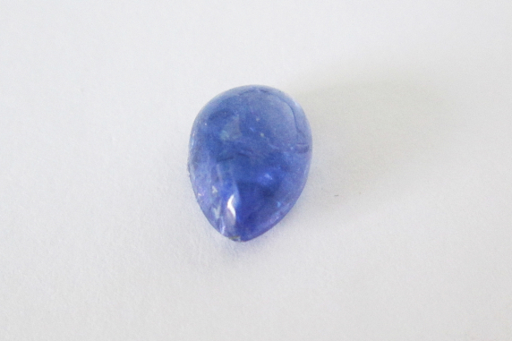 Tanzanite 12x8mm Pear Cabochon 4.30cts