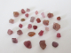 Multi Color Mogok Spinel Rough Lot 25.90cts