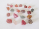 Multi Color Mogok Spinel Rough 26.00cts