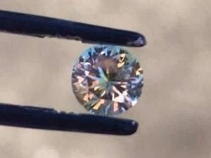 Multi color Montana sapphire