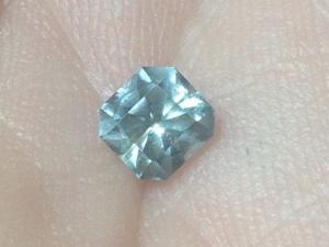 Silver Blue Montana Sapphire